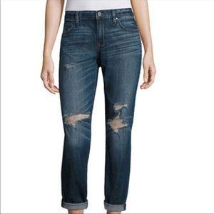 a.n.a ❤️ Skinny Boyfriend Cropped Jeans ❤️ Size 14